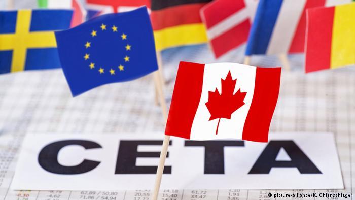 Trattato CETA: campagna di protesta su Twitter