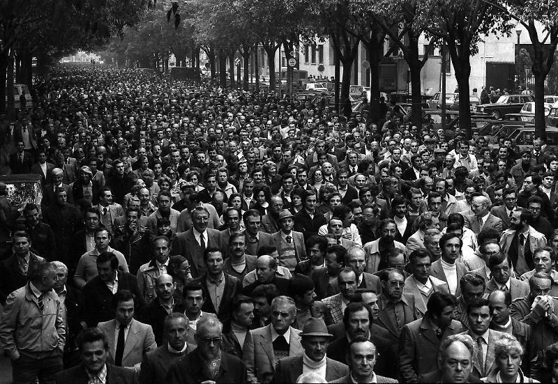 Difendere il diritto di sciopero a tutela della for Costo seminterrato di sciopero