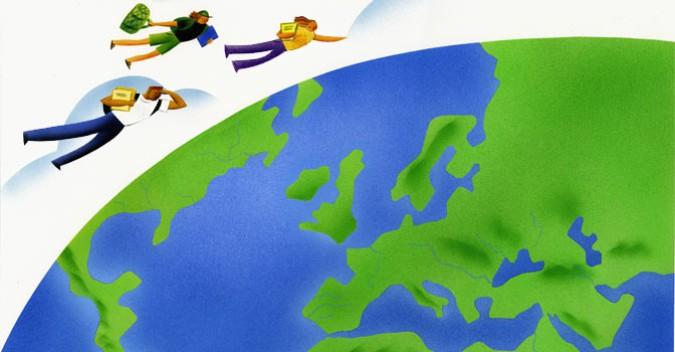 Infojobs: 65% dei giovani pronto ad andare all'estero
