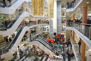 consumi centri commerciali