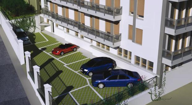 Parcheggi nei cortili condominiali: quando sono legittimi?
