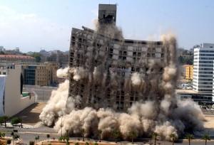 demolizione ricostruzioni distanze edifici