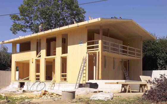 Fabbricati inutilizzabili per l esclusione dalla tassa rifiuti - Construcciones de casas de madera ...