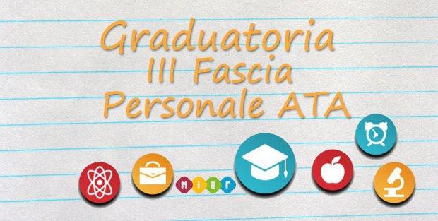 Graduatoria Istituto ATA: le tabelle di valutazione