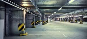 parcheggi sotterranei