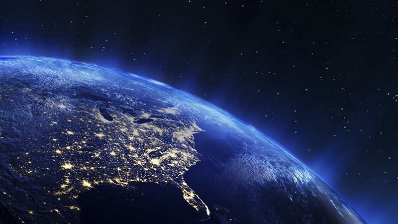 Disponibile la nuova Banca dati italiana per lo Space Weather