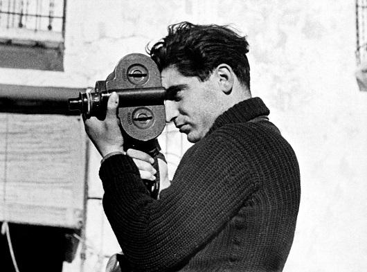 Cultura: a Troina (Enna) mostra permanente dedicata al fotografo Robert Capa
