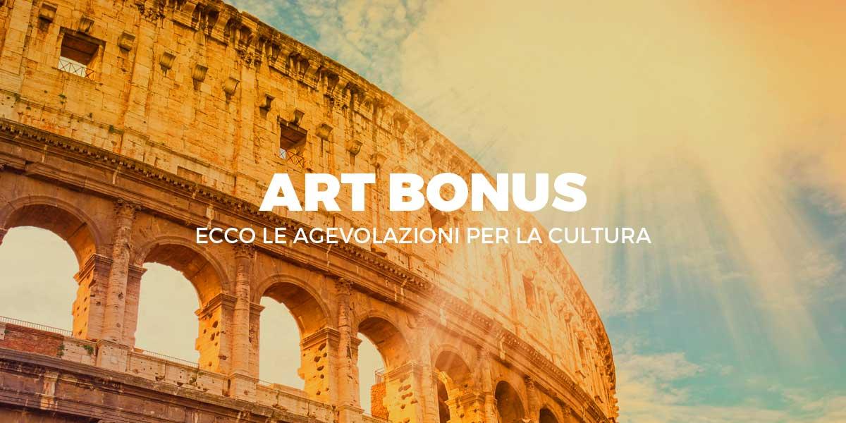 Art Bonus: ok se la fondazione è un luogo di cultura pubblica