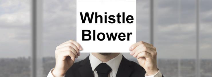 Whistleblowing, arriva il primo licenziamento