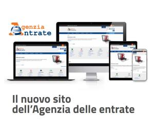 agenzia entrate sito web