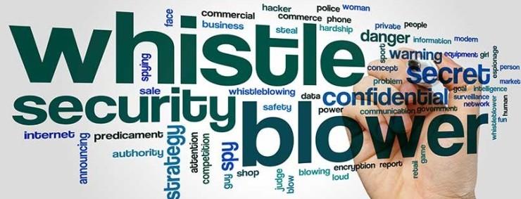 Whistleblowing: regole sulla tutela dell'identità del segnalante