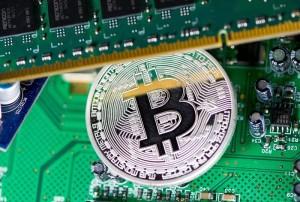THEMENBILD, Kryptowährung Bitcoin