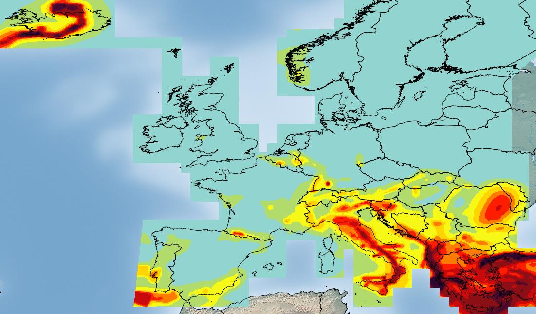 Nuovi Contributi per i Comuni nelle zone a rischio sismico 1
