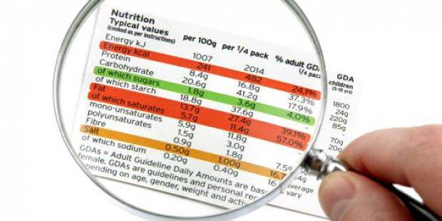 Etichette Alimenti: il decreto che stabilisce le sanzioni