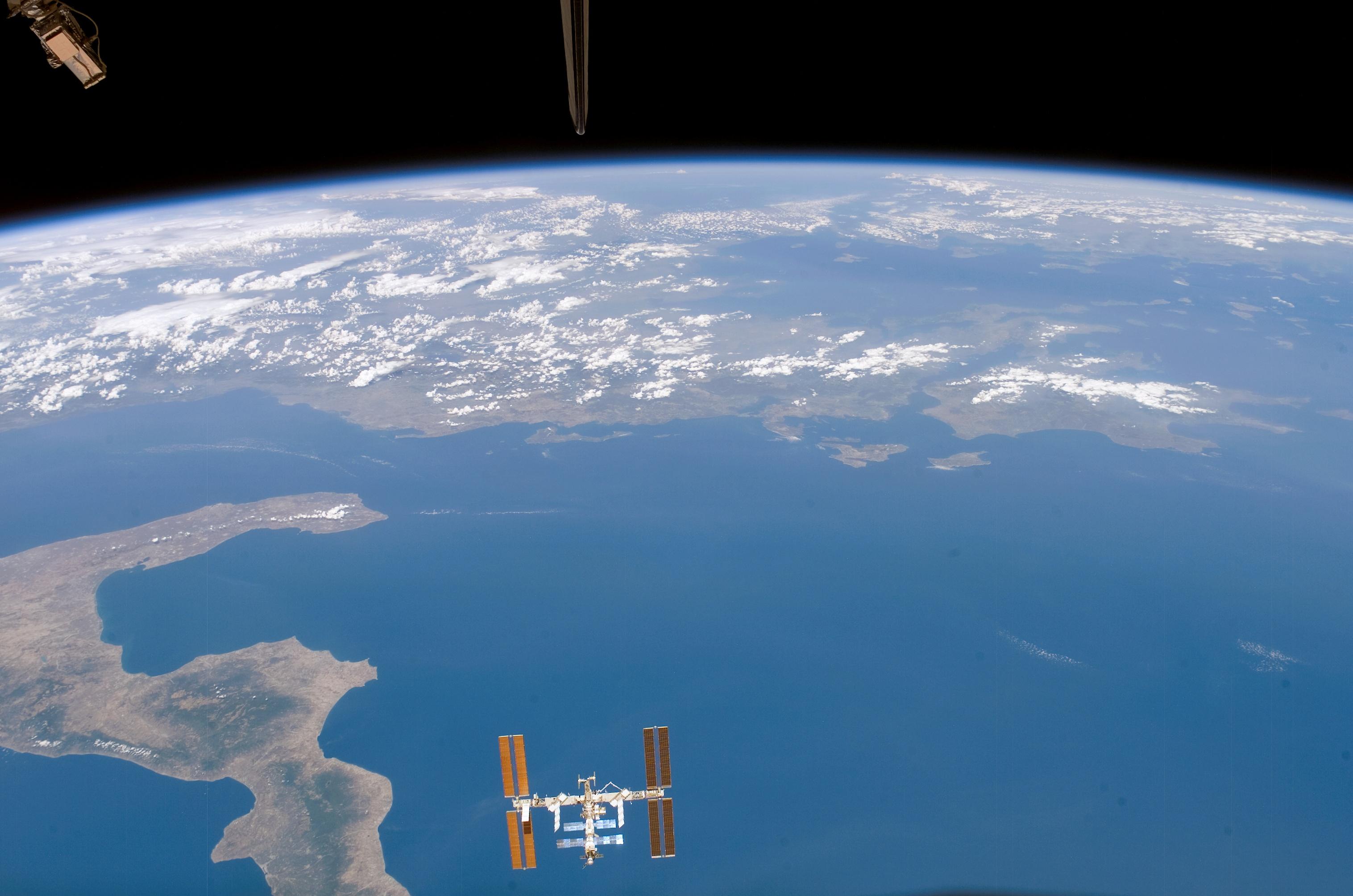 Una Stazione Spaziale Cinese precipiterà sulla Terra: potrebbe cadere in Italia?