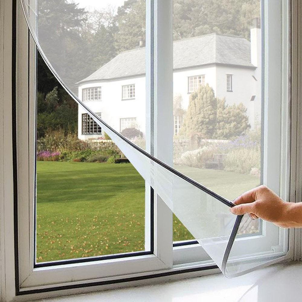 Difendersi dagli insetti la soluzione la zanzariera magnetica - Zanzariera magnetica finestra ...