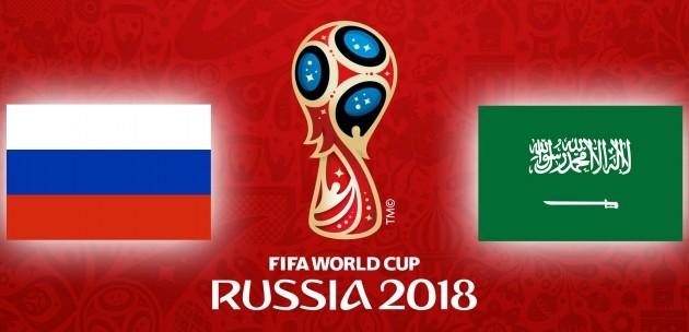 Campionato Mondiale di Calcio 2018, oggi si inizia