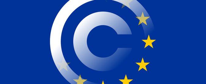 Copyright: oggi si vota la direttiva dell'Unione Europea