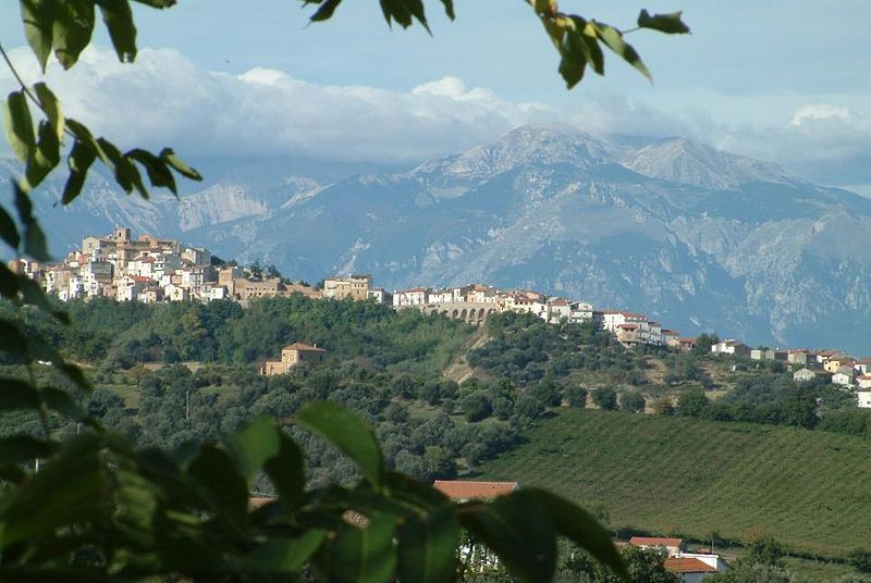 Festa all'Italiana a Torino di Sangro (CH): tradizione, sapori, gusti e prodotti tipici