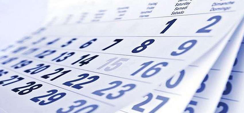 Scadenze Fiscali Luglio 2018: Ecco Il Calendario Dei Principali Adempimenti  Del Mese.