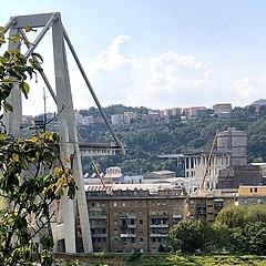 Crollo Ponte Morandi: Fincantieri si occuperà della ricostruzione?