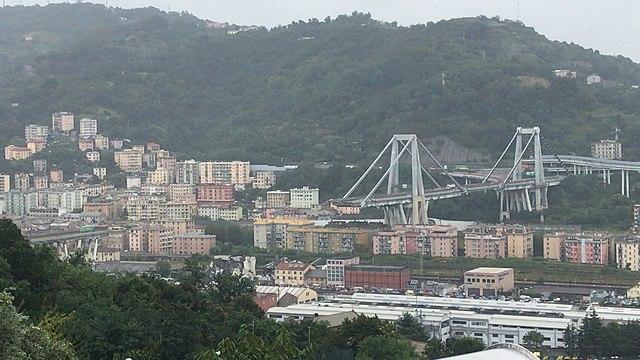 Renzo Piano e il nuovo Ponte Morandi di Genova: il progetto