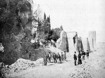 Breccia di Porta Pia: apertura straordinaria del Mausoleo Ossario Garibaldino a Roma