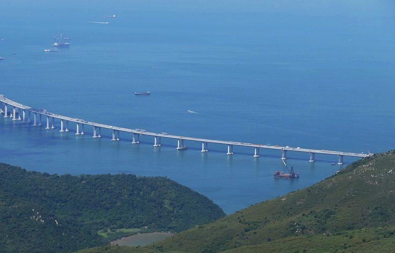 Ufficiale l'inaugurazione del Ponte Hong Kong – Macao, il più lungo al mondo
