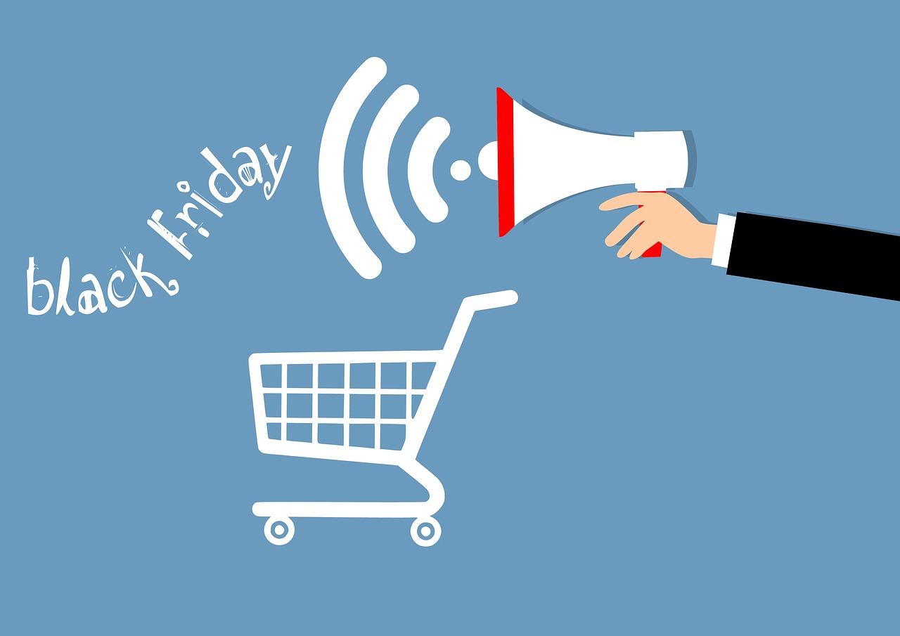 Il Black Friday 2018 in arrivo: via allo shopping selvaggio