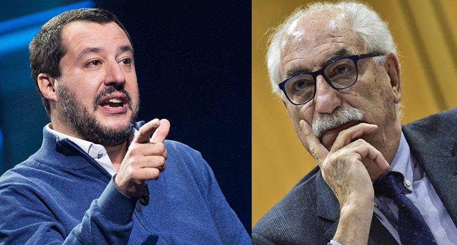 Scontro Salvini – Spataro: un tweet del politico danneggia indagini