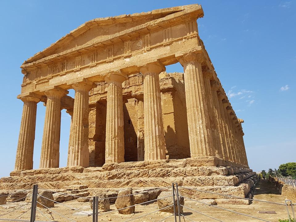 Valle dei Templi di Agrigento da record: fatturato in grande crescita