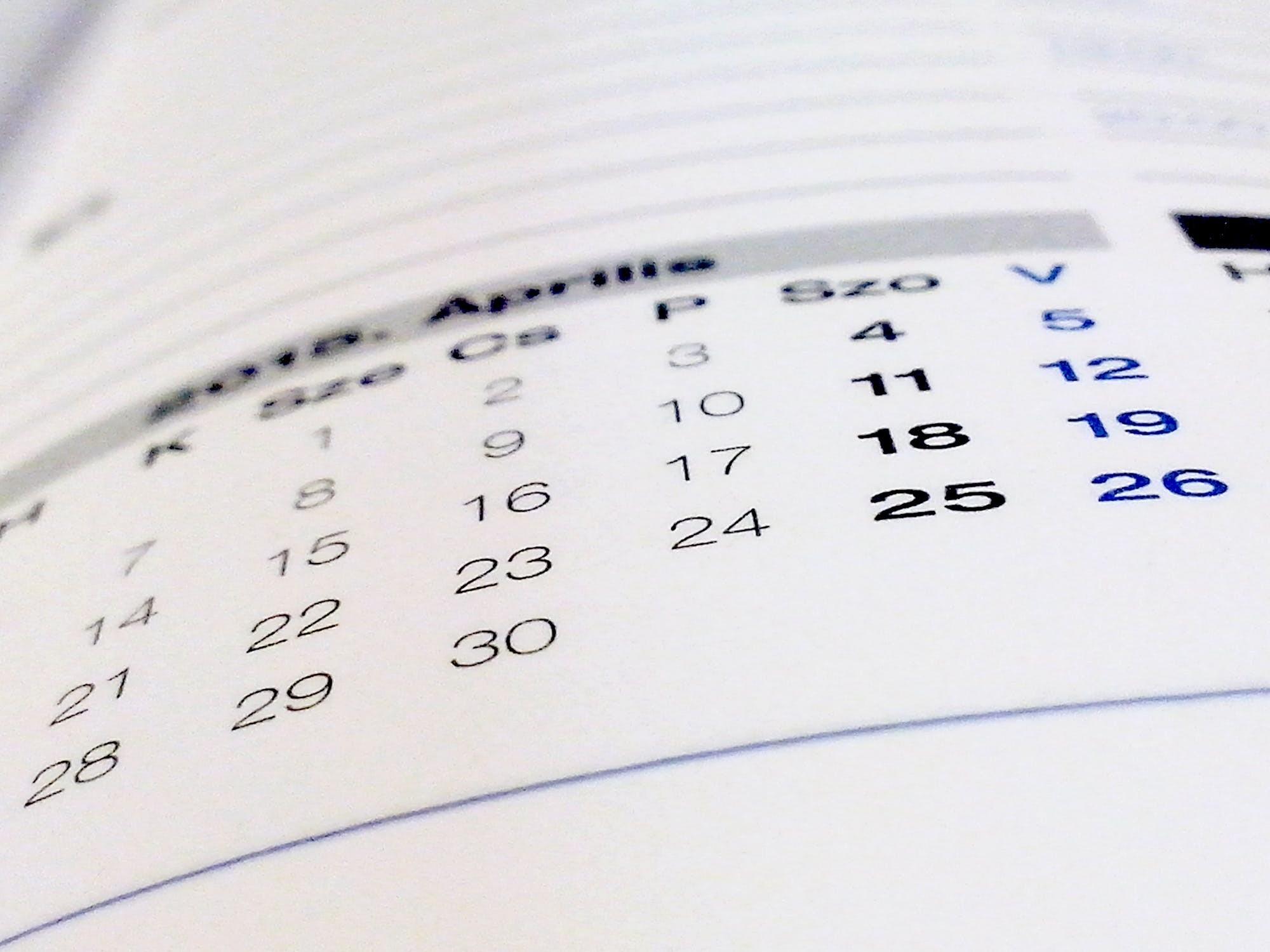 Calendario Scolastico Toscana 2020.Calendari Scolastici Regionali 2019 2020
