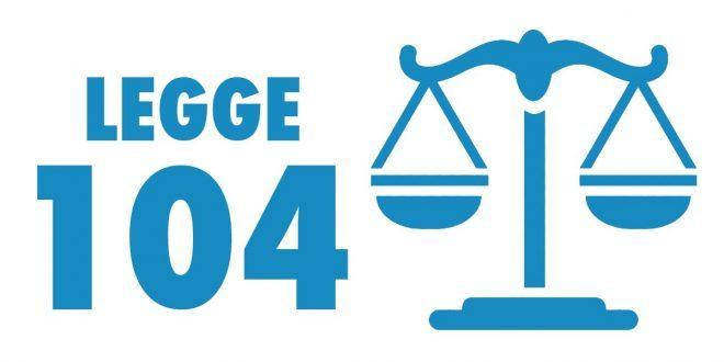legge 104 92 domanda