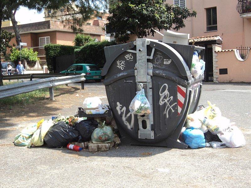 emergenza-rifiuti-roma-tari