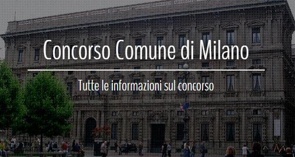 concorso-comune-milano-2019-formazione