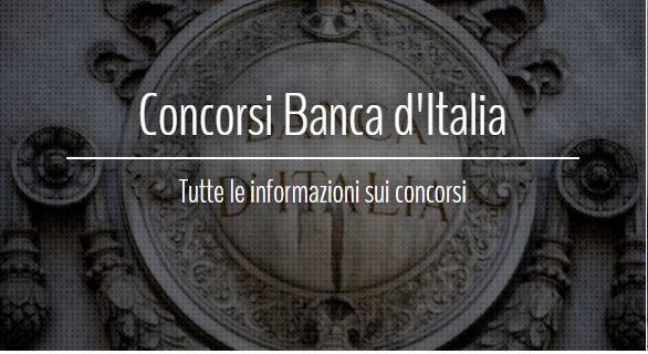 concorso-esperti-banca-d-italia-formazione
