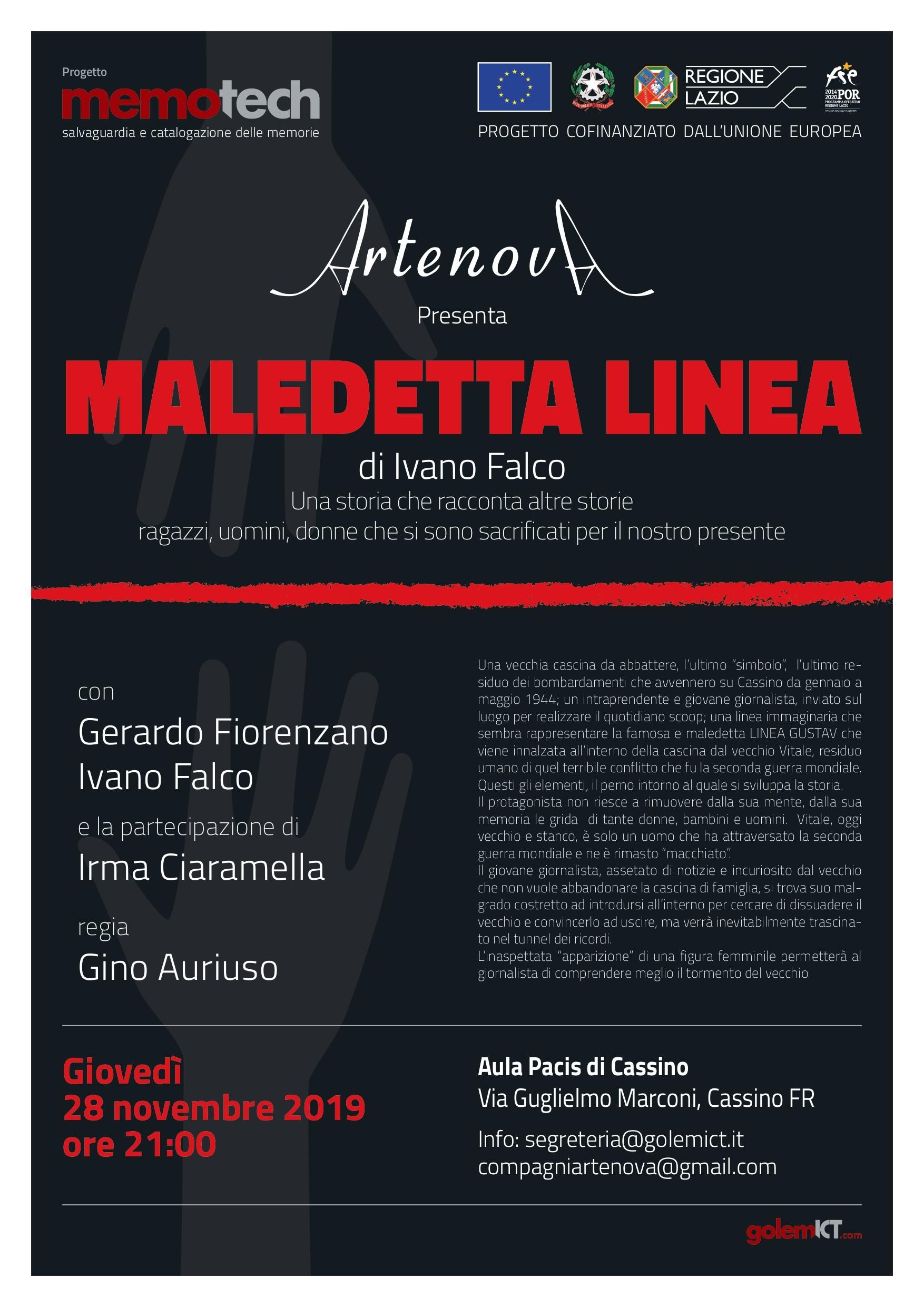 meledetta-linea-cassino-locandina
