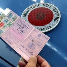 patente guida scadenze