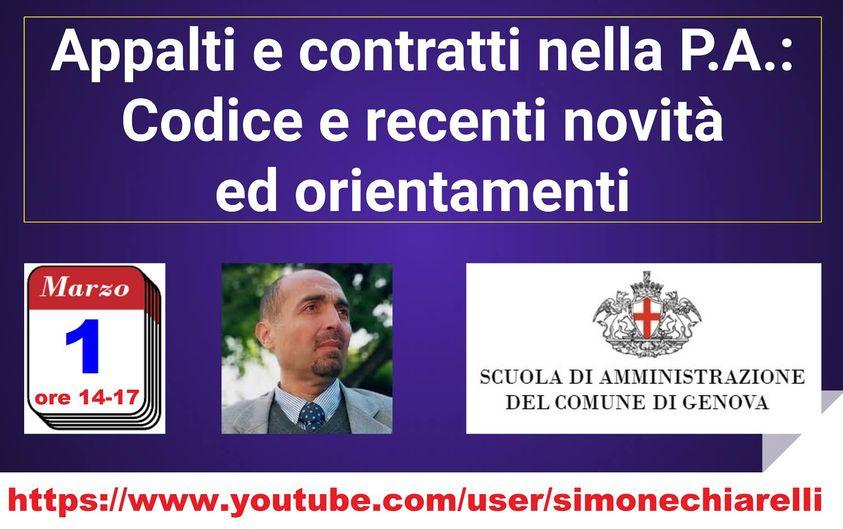 appalti-contratti-pa-1-marzo-simone-chiarelli