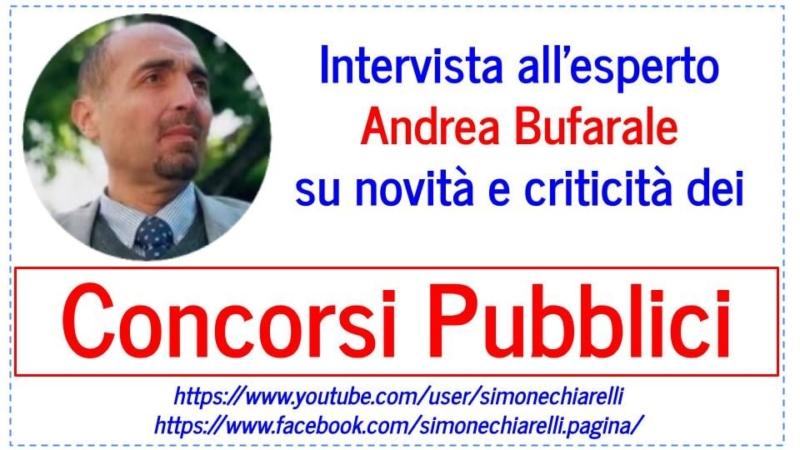 novita-concorsi-pubblici-intervista-andrea-bufarale