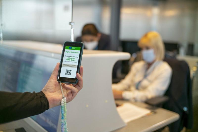 green pass smart working